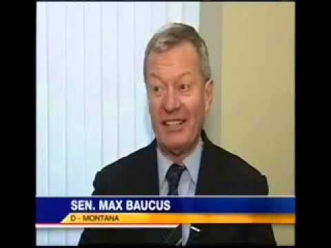 Sen. Max Baucus (D-MT): Sequestration Was Obama's Idea