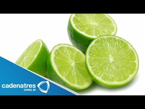 Encuentran bacteria en el limón de Puebla