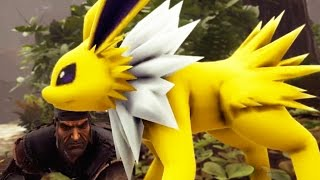 JOLTEON AND THE WORST POKEMON FAIL EVER!! - Ark Survival Evolved EP4 Pokemon Modded