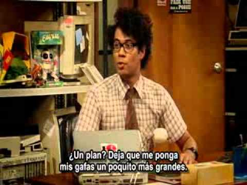 The It Crowd Yesterday's Jam subtitulado en espa&Atilde;&plusmn;ol