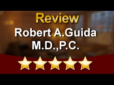 Robert A. Guida M.D. New York Amazing Five Star Review by Jon A.