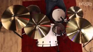 Paiste Cymbal Series Comparison Video