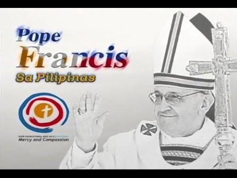 [PTV] Motorcade of Pope Francis going to SM Mall of Asia (Day 2) - PART12 - [1|16|15]