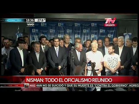 Comunicado del Consejo del PJ sobre el caso Nisman