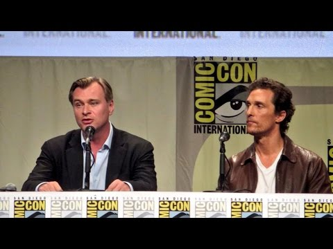 AMC Movie Talk - Chris Nolan Visits Comic Con, Ben Affleck Batman Pic, Vision in Avengers 2