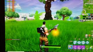 T3500 x5675 six core with R9 380 Fortnite game play high and medium settings.