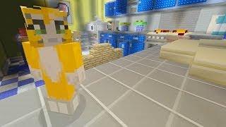 Minecraft Xbox - Toy Story 2 - Kitchen - {3}