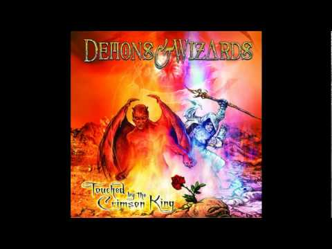 Demons And Wizards - Crimson King