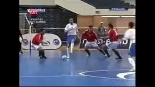 The Best and the gratest Futsal Goalkeeper Saves
