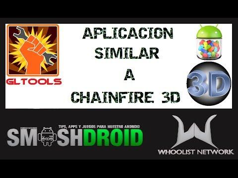 Скачатьchainfire 3D На Андроид