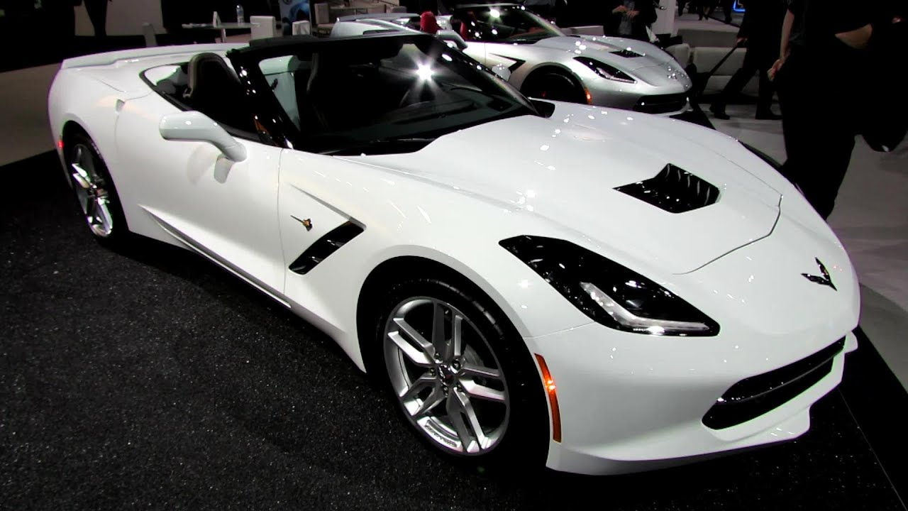 2014 Chevrolet Corvette Stingray Convertible Walkaround