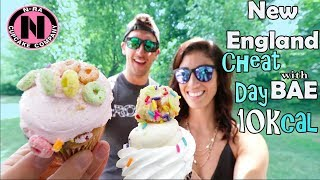 Epic Cheat Day with BAE (Ep. 84) New England Cheat Weekend