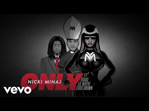 Nicki Minaj - Only (audio) Ft. Drake, Lil Wayne, Chris Brown video