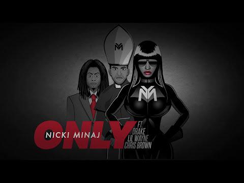 Nicki Minaj - Only (Audio) ft. Drake, Lil Wayne, Chris Brown