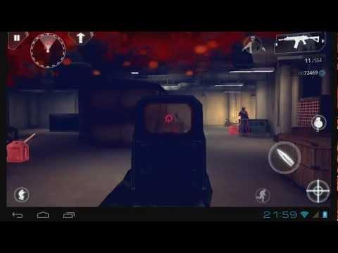 Обзор Modern combat 4: Zero Hour Android (Review)