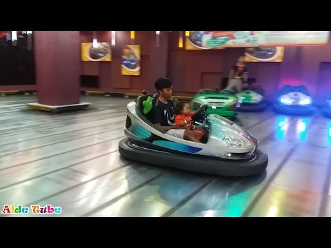Deba Naik Bumper Car Time Zone - Fun Indoor Playground for Kids and Family