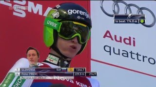 Peter Prevc Planica 2016 246m