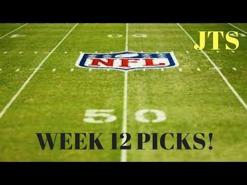 2017 Week 12 NFL Predictions