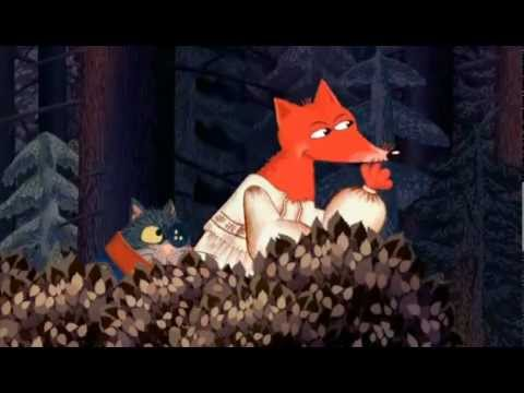 Cat and fox (Russian fairy tale)