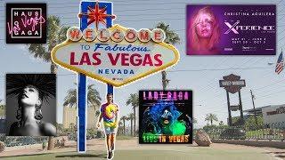 Os llevo a Las Vegas a ver a Lady Gaga (dos veces) y Christina Aguilera | JJ