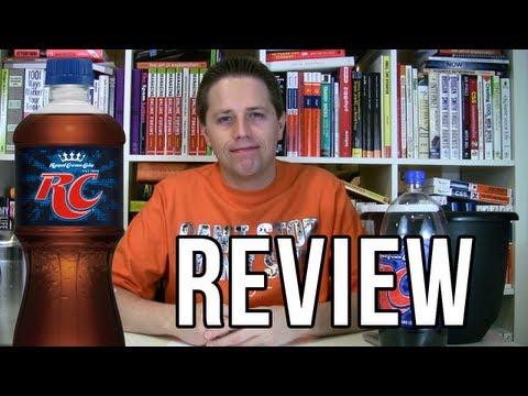 RC Cola Review (Soda Tasting #48)