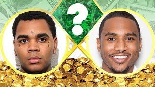 WHO'S RICHER? - Kevin Gates Rapper or Trey Songz? - Net Worth Revealed! (2017)