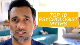 Top 10 myths about psychologists