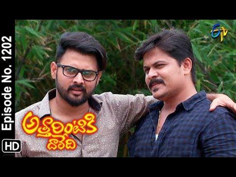 Attarintiki Daredi | 11th September 2018 | Full Episode No 1202 | ETV Telugu