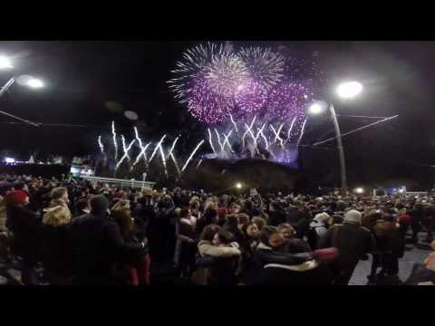 LOVE - Edinburgh, Hogmanay 2013/14