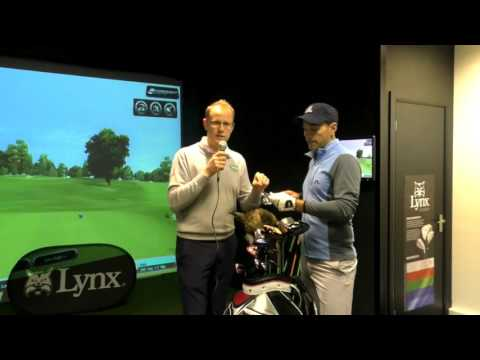 Lynx Golf irons range interview with Nick Dougherty