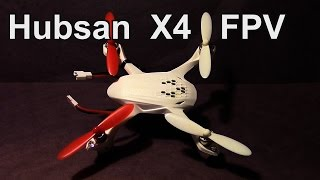 Hubsan X4 FPV (H107D) Quad works with FPV Goggles and only weighs 50 grams, battery mod.