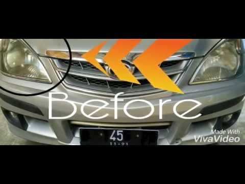Harga Lampu Depan Mobil Avanza 2004