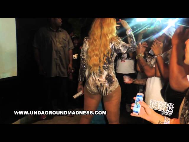 UNDAGROUND MADNESS ATL TV   TRINA