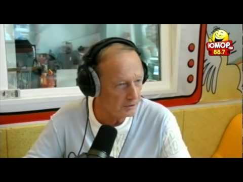 Программа НЕФОРМАТ. Михаил Задорнов на Юмор FM. (05-10-2012)