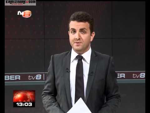gokay kalaycioglu tv8 öğle haberleri