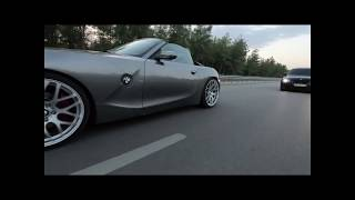 BMW E60 VS Z4 Turkey //