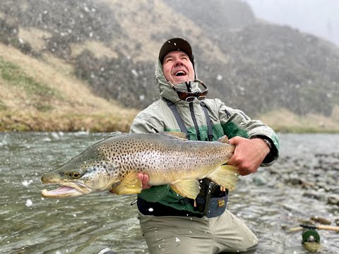 Fly Fishing New Zealand 2012/13 Season with Jake Berry and Southern Rivers Fly Fishing