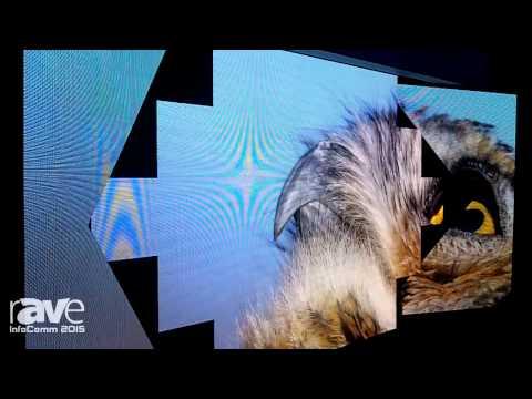 InfoComm 2015: VER Rental Company Shows 3.5mm LED Screen