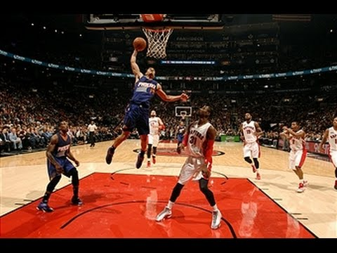 November: Top 10 Dunks of the Month
