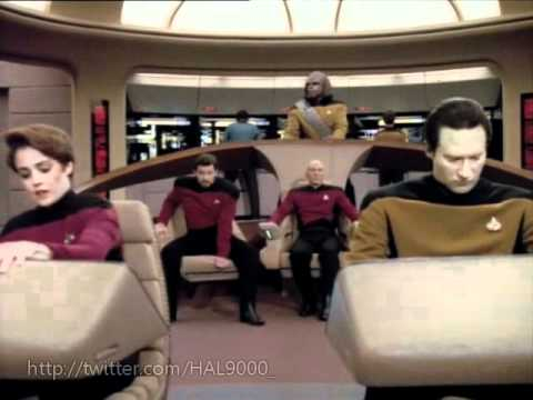Apple kills Star Trek