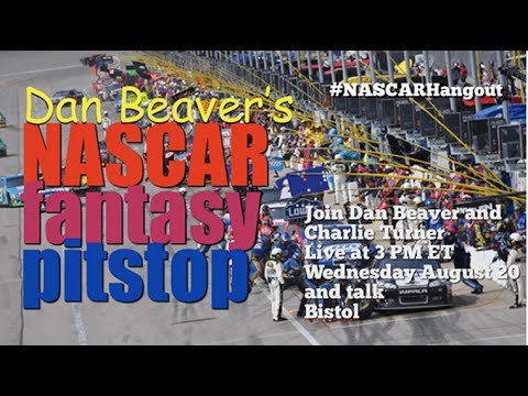 Dan Beaver's NASCAR Fantasy Pitstop for the Night Race at Bristol
