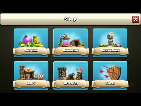 Clash of Clans Бг Аудио Gameplay #1 СКУКААА!