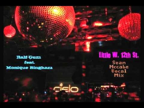 Ralf Gum feat. Monique Bingham - Little W 12th St.(Sean Mccabe Vocal Mix)
