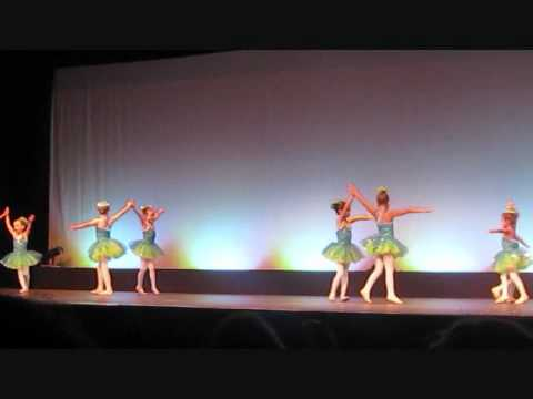 Tustin Dance Center - cover