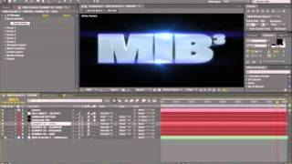 Men in Black III - Aetuts+ Hollywood Movie Title Series -- Men In Black 3 Tutorials - Preciux