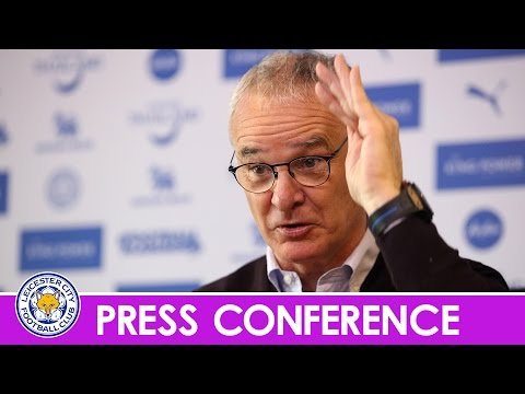 Press Conference | Claudio Ranieri Sets Title Target