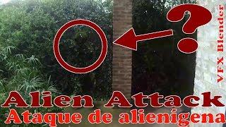 Alien Attack / Ataque alienígena / Encuentro cercano del tercer tipo VFX
