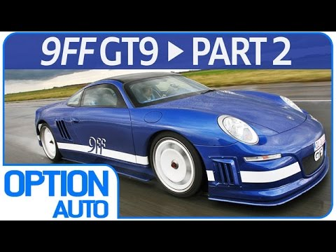Test Drive 02 Porsche 9ff GT9 (Option Auto)