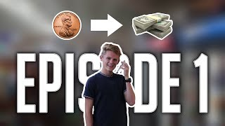 Turning $0.01 into $1,000 - Episode 1