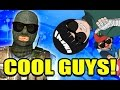TTT COOL GUYS! - Siblings Play Trouble in Terrorist Town